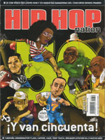 Revista HIPHOP NATION Nº50